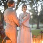 Loula's Custom Wedding Dress by Brooks Ann Camper Bridal Couture