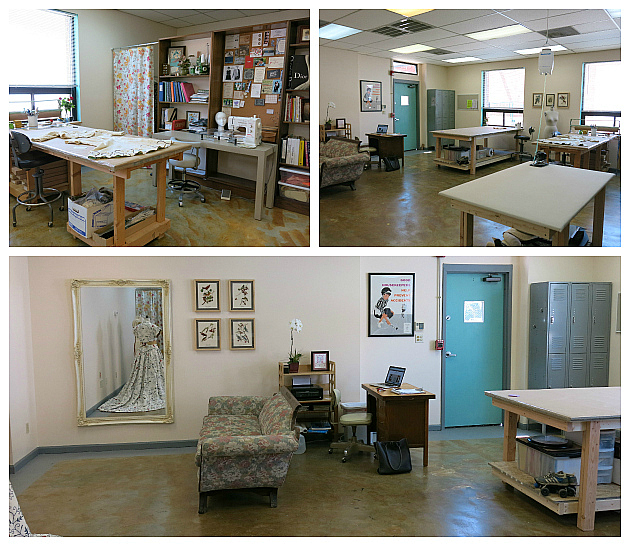 Today in the Brand New Sewing Room June 2014