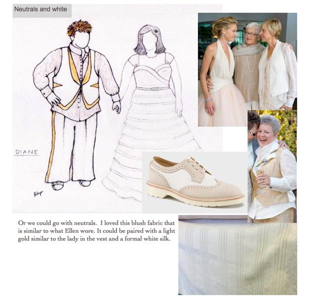 Brooks Ann Camper Bridal Coturue