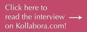 Kollabora interview button