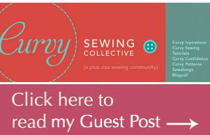 Brooks Ann Camper featured on Curvy Sewing Collective