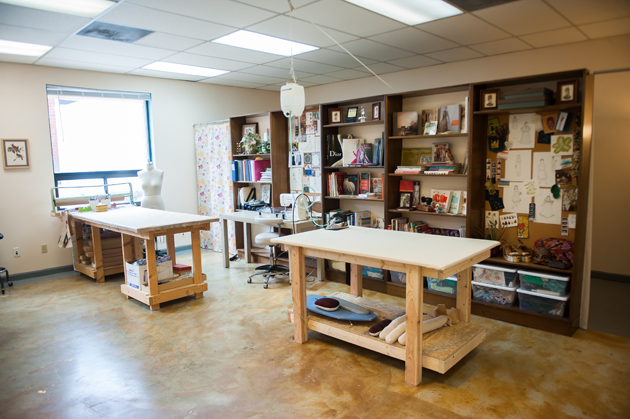 Brooks Ann Camper's Sewing Studio | Brooks Ann Camper Bridal Couture