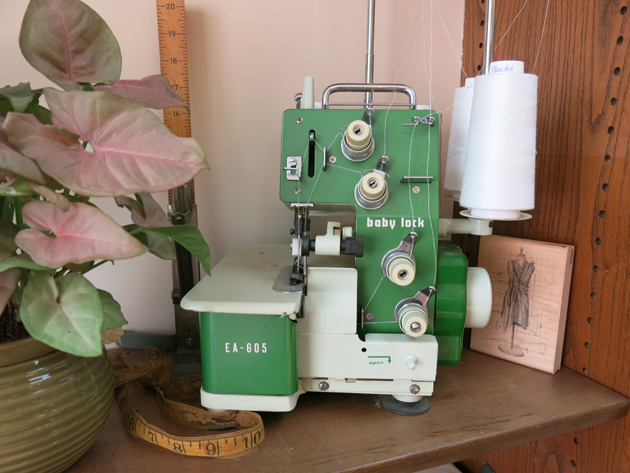 Brooks Ann's serger