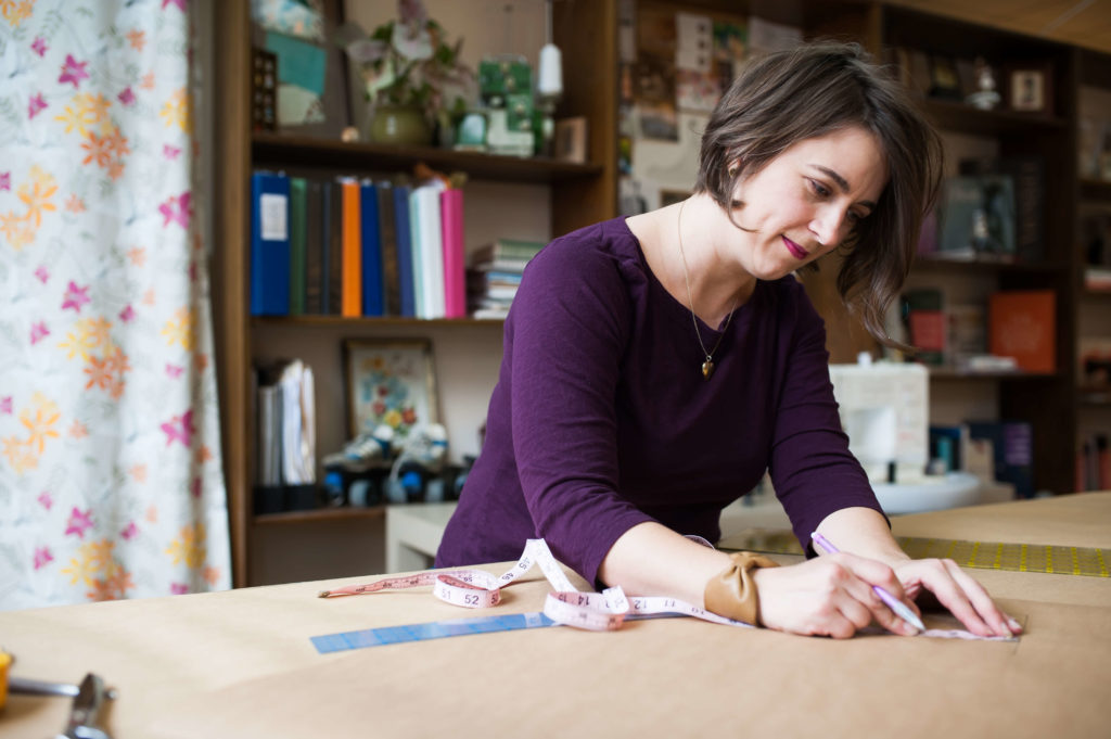 Two Myths of Learning To Make Your Own Sewing Patterns