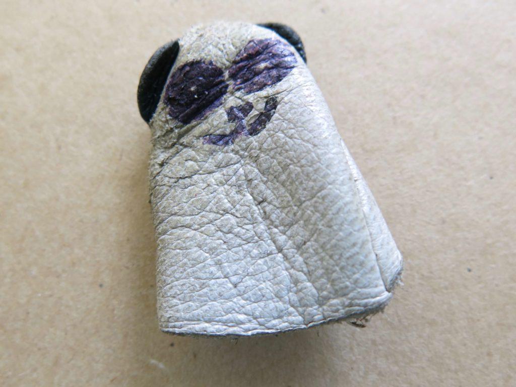Brooks Ann's first thimble when she was in graduate school | Brooks Ann Camper Bridal Couture
