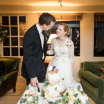 Cameron's wedding day | Brooks Ann Camper Bridal Couture