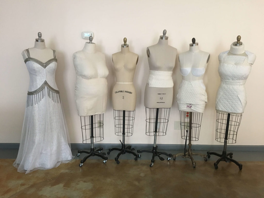 Draping and Drafting Deborah's Patterns by Brooks Ann Camper Bridal Couture