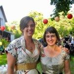 Leah and Brooks Ann, September 2009