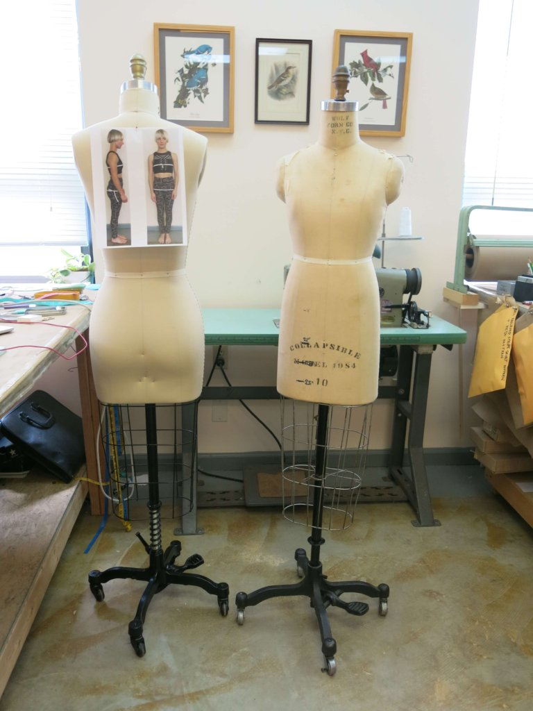 Creating Tiffany's Petite Custom Dress Form by Brooks Ann Camper Bridal Couture